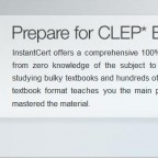 CLEP Exam Preparation